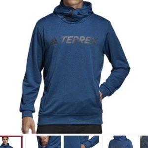 Men's Adidas Terrex Pullover Hoodie